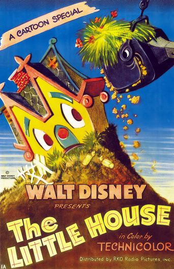 The Little House Poster