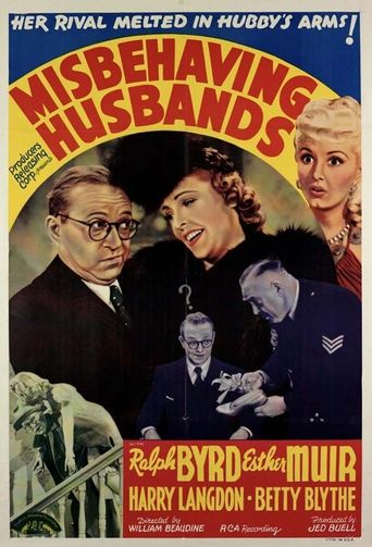 Misbehaving Husbands Poster