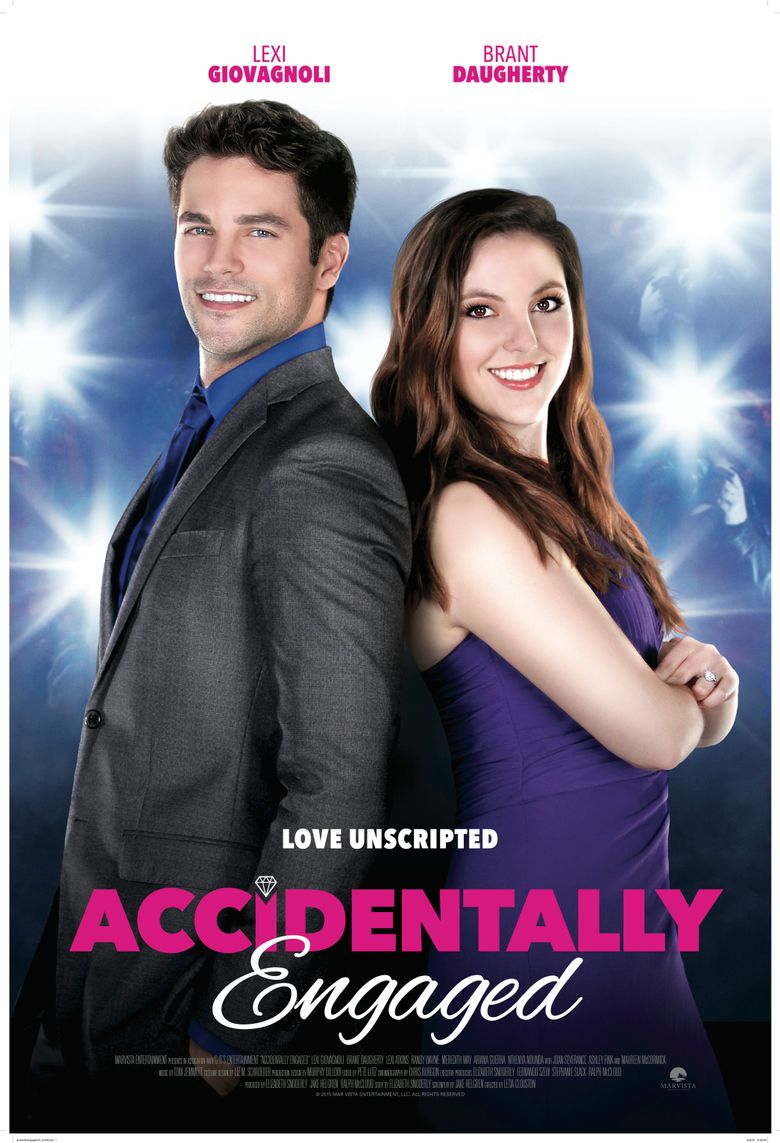 Accidentally Engaged Poster
