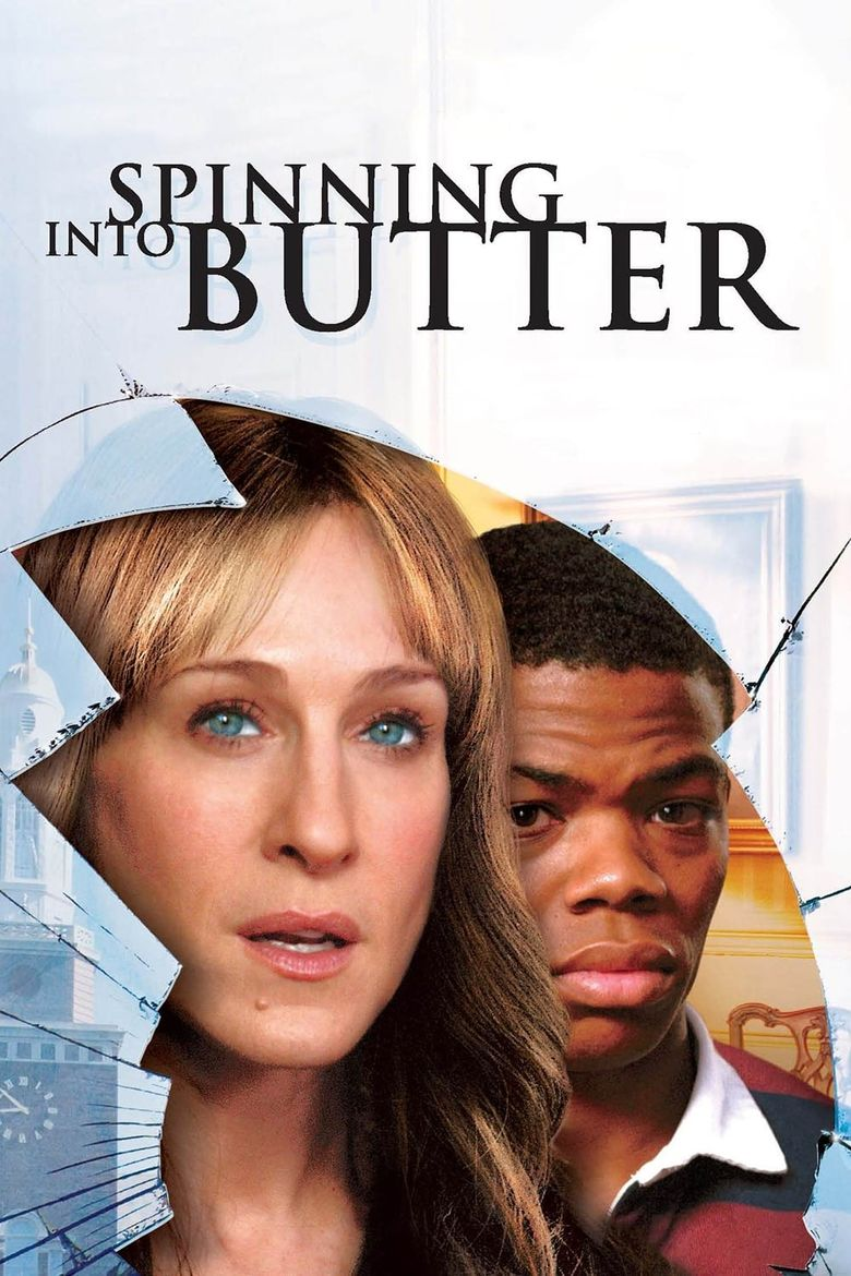Spinning Into Butter Poster