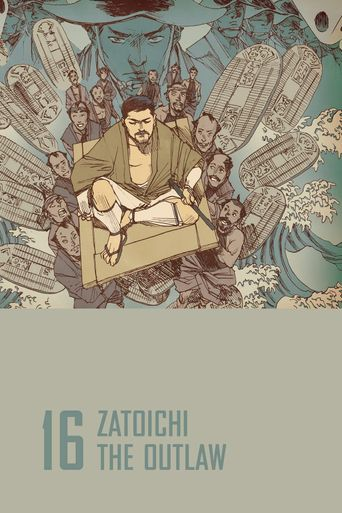 Zatoichi the Outlaw Poster