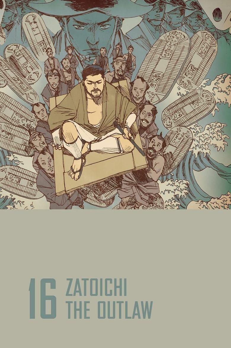 Zatoichi the Outlaw Poster