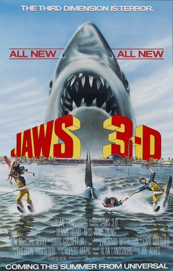 Watch Jaws 3-D