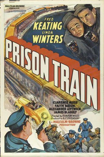 Prison Train Poster
