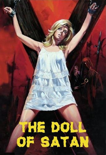 The Doll of Satan Poster