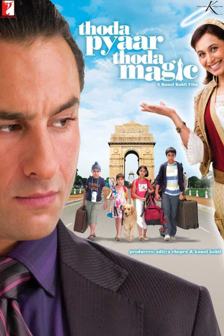 Thoda Pyaar Thoda Magic Poster