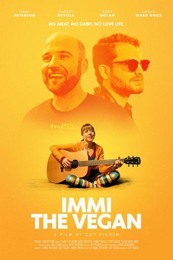 Immi the Vegan Poster