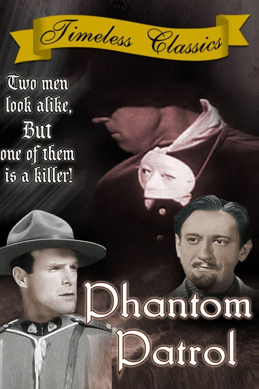 Phantom Patrol Poster