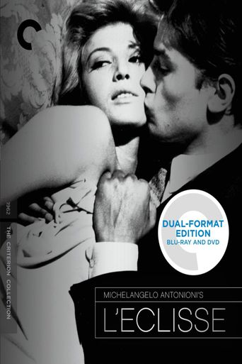 Michelangelo Antonioni: The Eye That Changed Cinema Poster