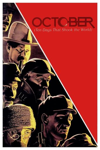October (Ten Days that Shook the World) Poster