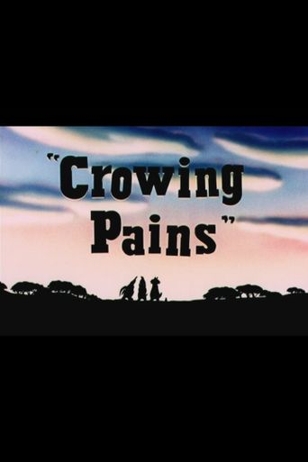 Crowing Pains Poster