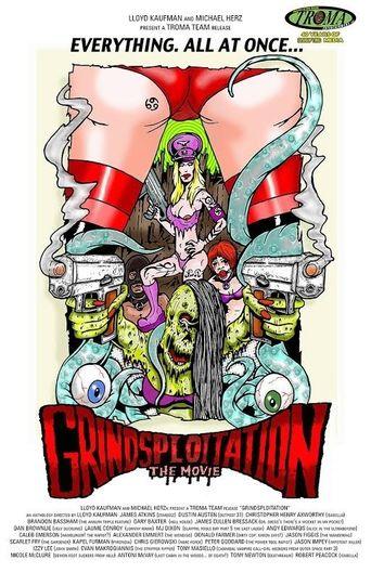 Grindsploitation Poster