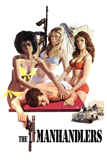 The Manhandlers Poster