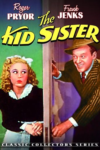 The Kid Sister Poster