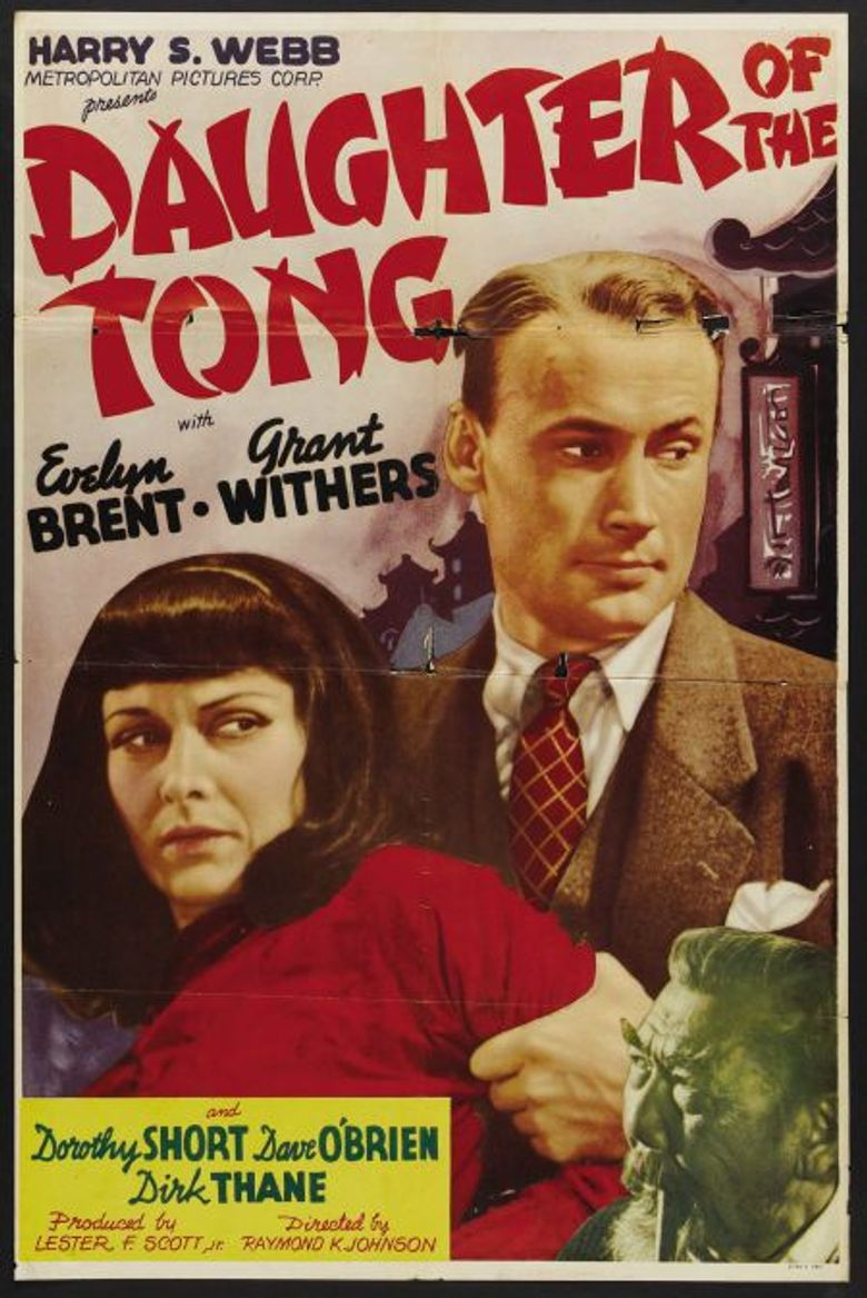 Daughter of the Tong Poster
