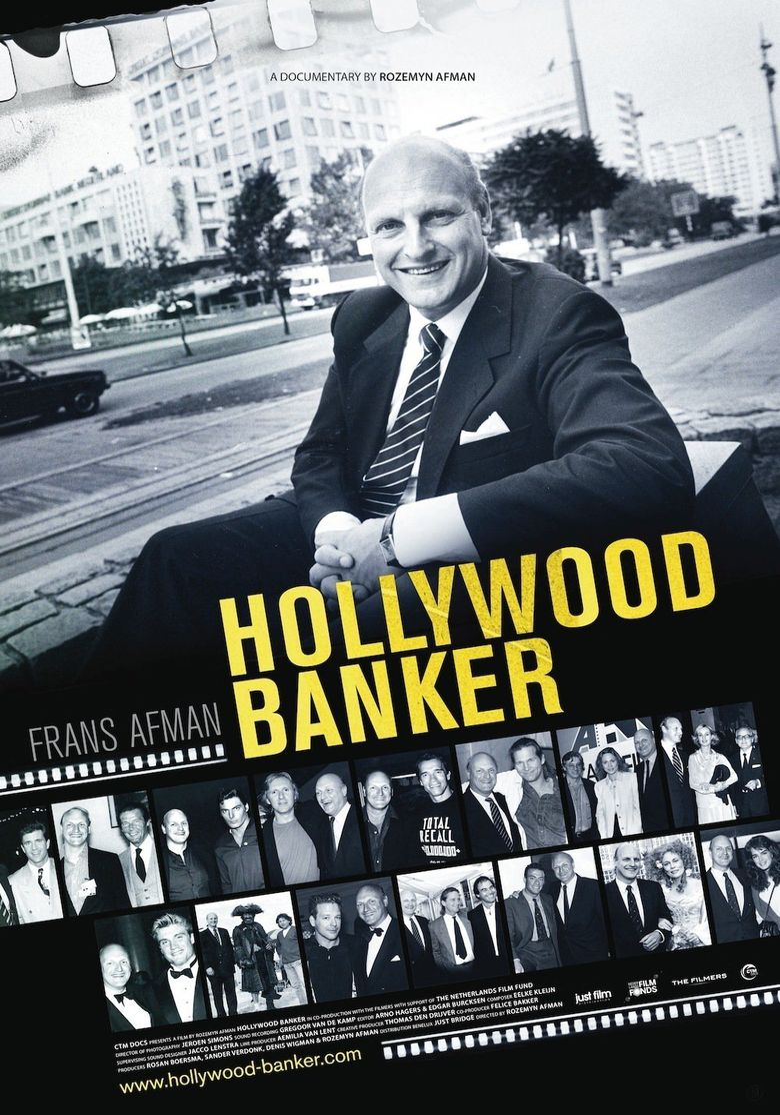 Hollywood Banker Poster