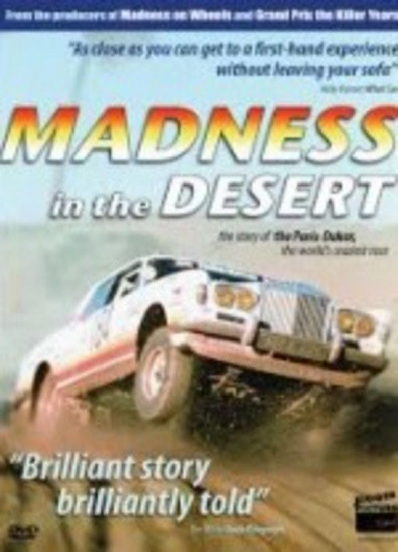 Watch Madness in the Desert: The Paris to Dakar Story