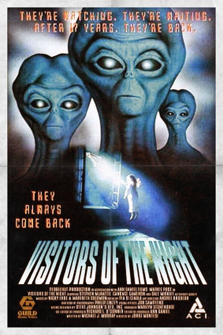 Visitors of the Night Poster