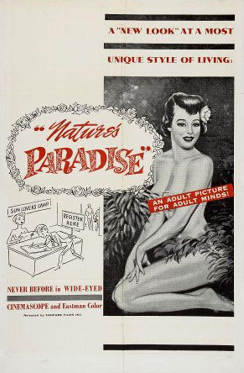 Nudist Paradise Poster