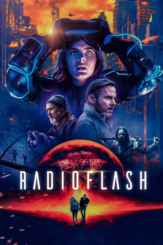 Radioflash Poster