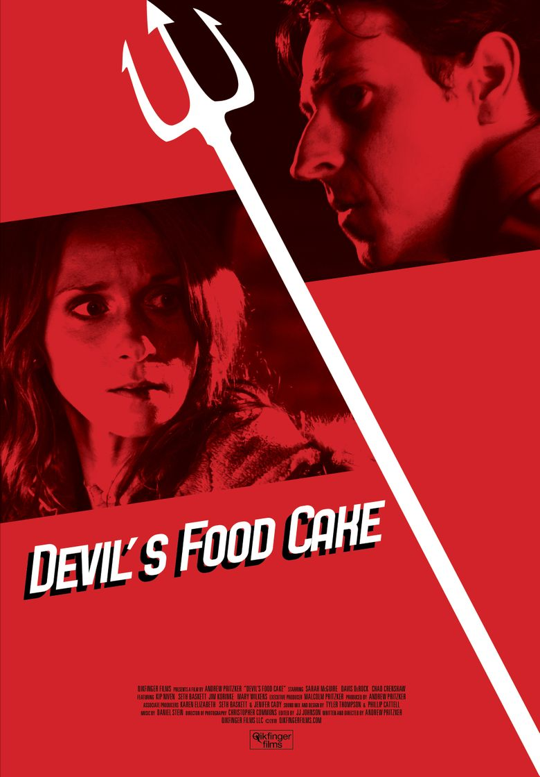 Devil's Food Cake Poster