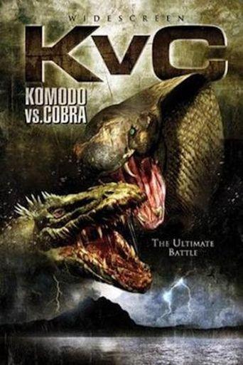 Komodo vs. Cobra Poster