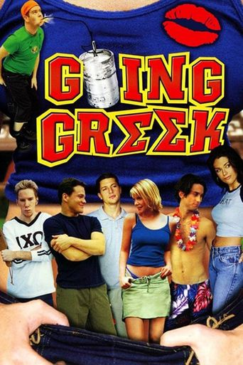 Going Greek Poster