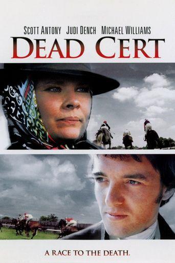 Dead Cert Poster