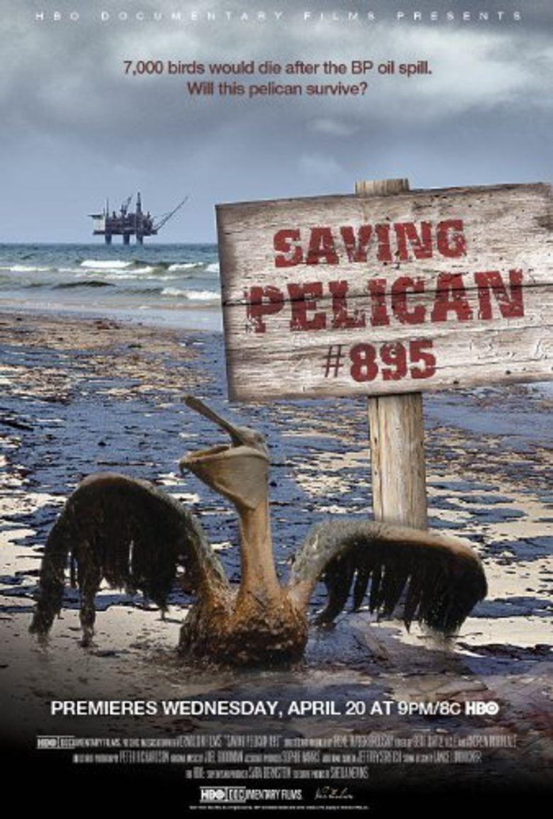 Saving Pelican 895 Poster