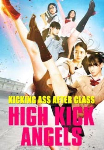 High Kick Angels Poster