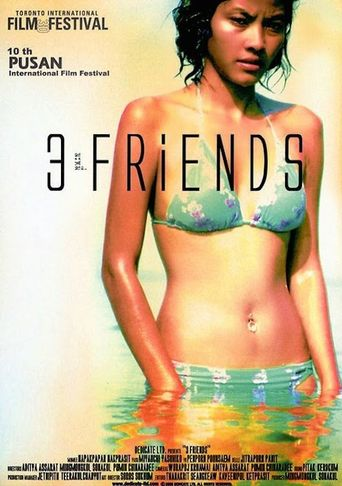 3 Friends Poster