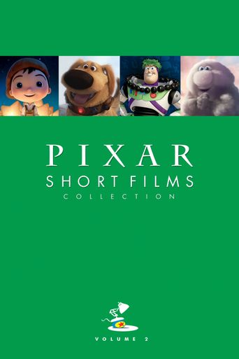 Pixar Short Films Collection: Volume 2 Poster