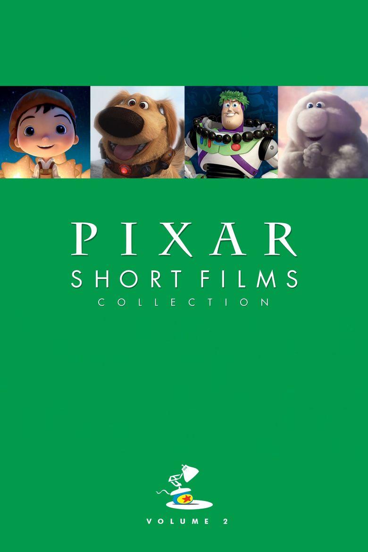 Pixar Short Films Collection: Volume 2 Poster