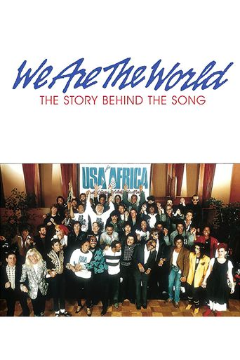 We Are the World: The Story Behind the Song Poster