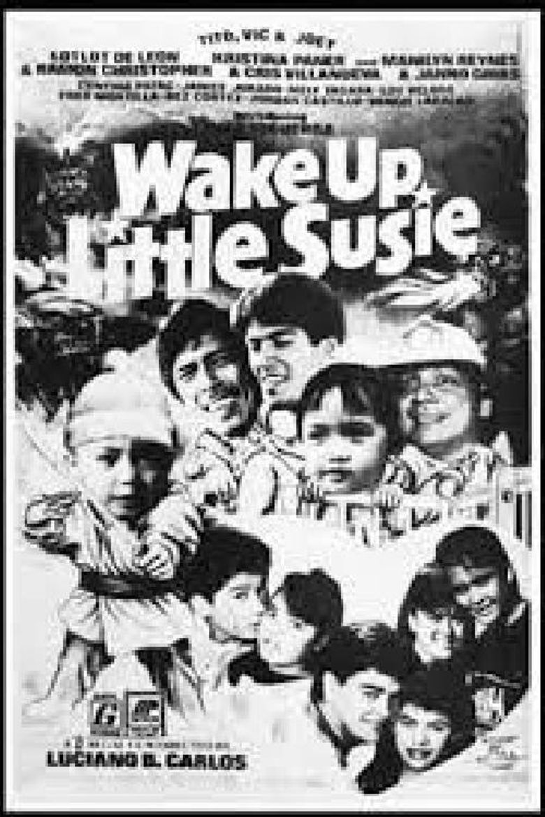 Wake Up Little Susie Poster