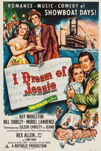 I Dream of Jeanie Poster