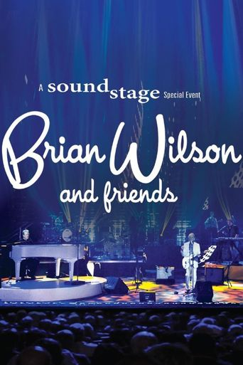 Brian Wilson and Friends: A Soundstage Special Event Poster