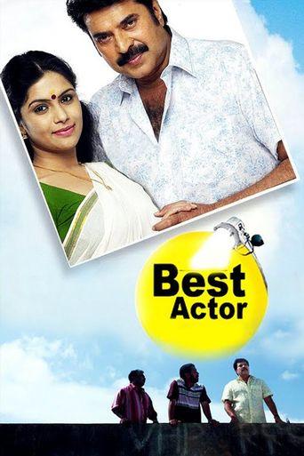 Best Actor Poster
