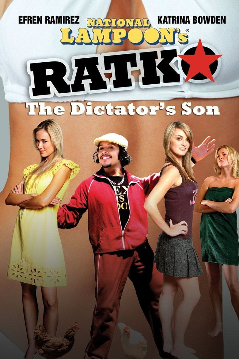 Ratko: The Dictator's Son Poster