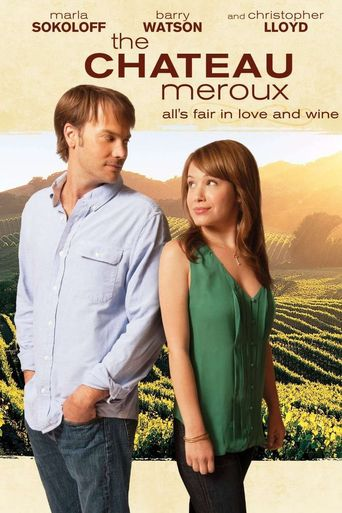The Chateau Meroux Poster