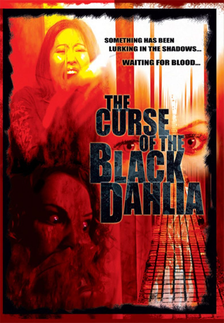 The Curse of the Black Dahlia Poster