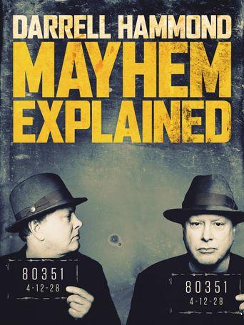 Darrell Hammond: Mayhem Explained Poster