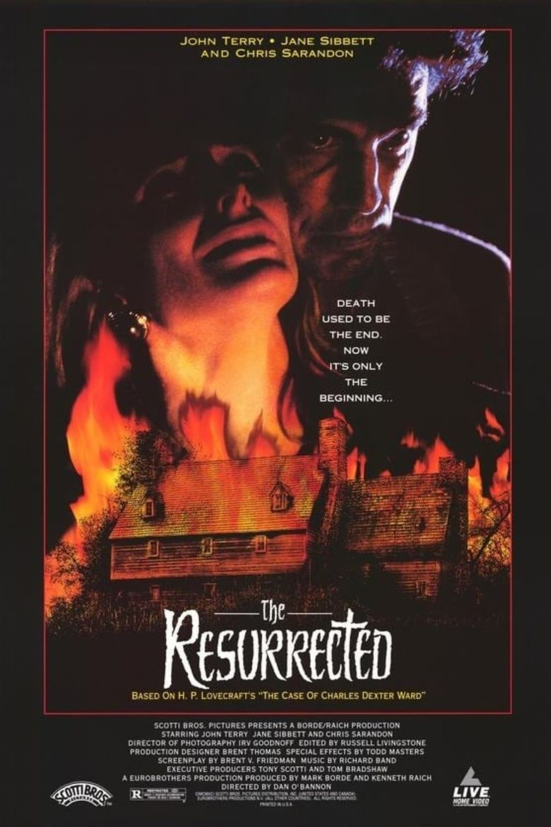 The Resurrected Poster