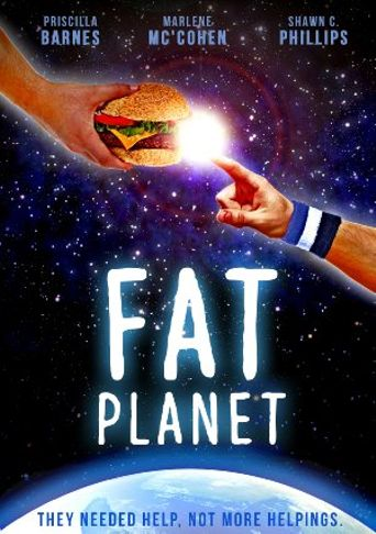 Fat Planet Poster