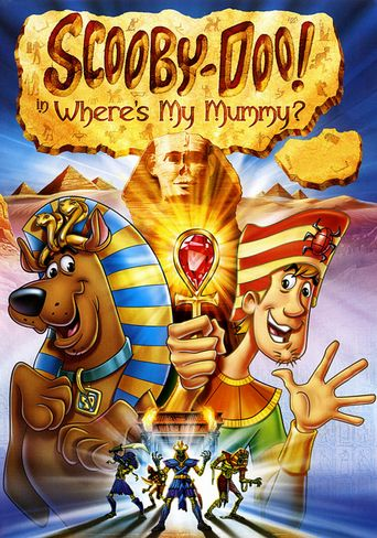 Scooby-Doo! in Where's My Mummy? Poster