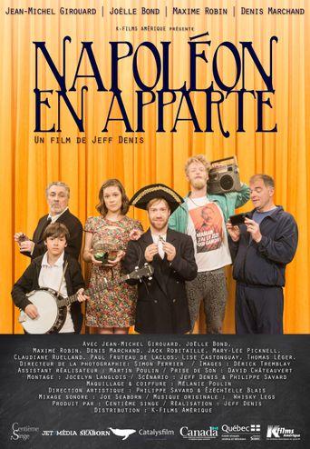 Napoléon en apparte Poster