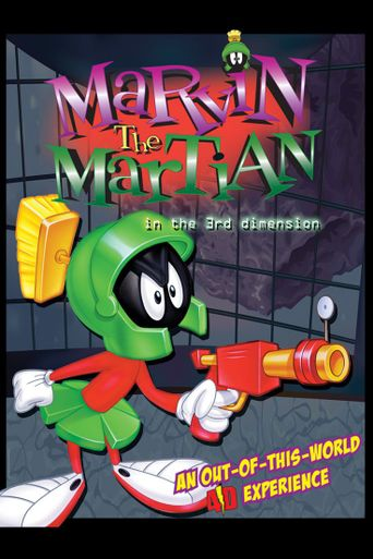 Marvin the Martian in the Third Dimension Poster
