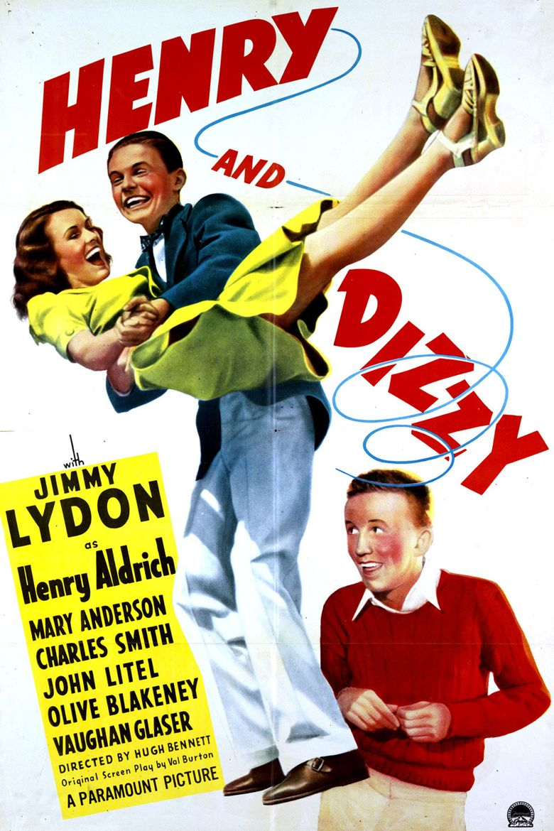 Henry and Dizzy Poster