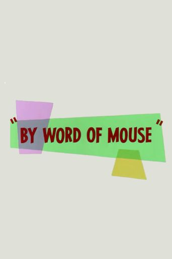 By Word of Mouse Poster