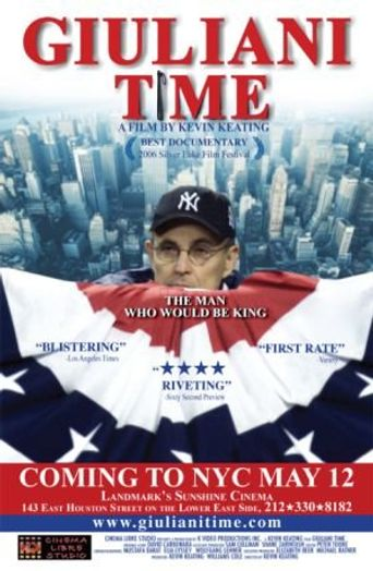 Giuliani Time Poster